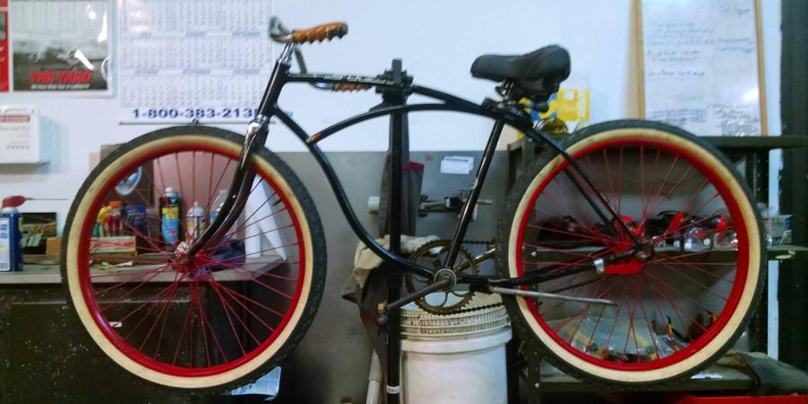 bike-on-stand
