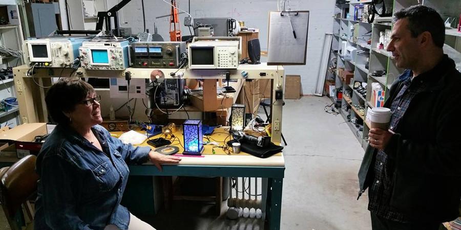electronics-chat